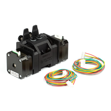 BMG-X2-M Extruder For Mosquito® (Vertical) with stepper wires