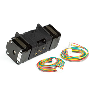 BMG-X2-M Extruder For Mosquito® (Tilted) with stepper wires