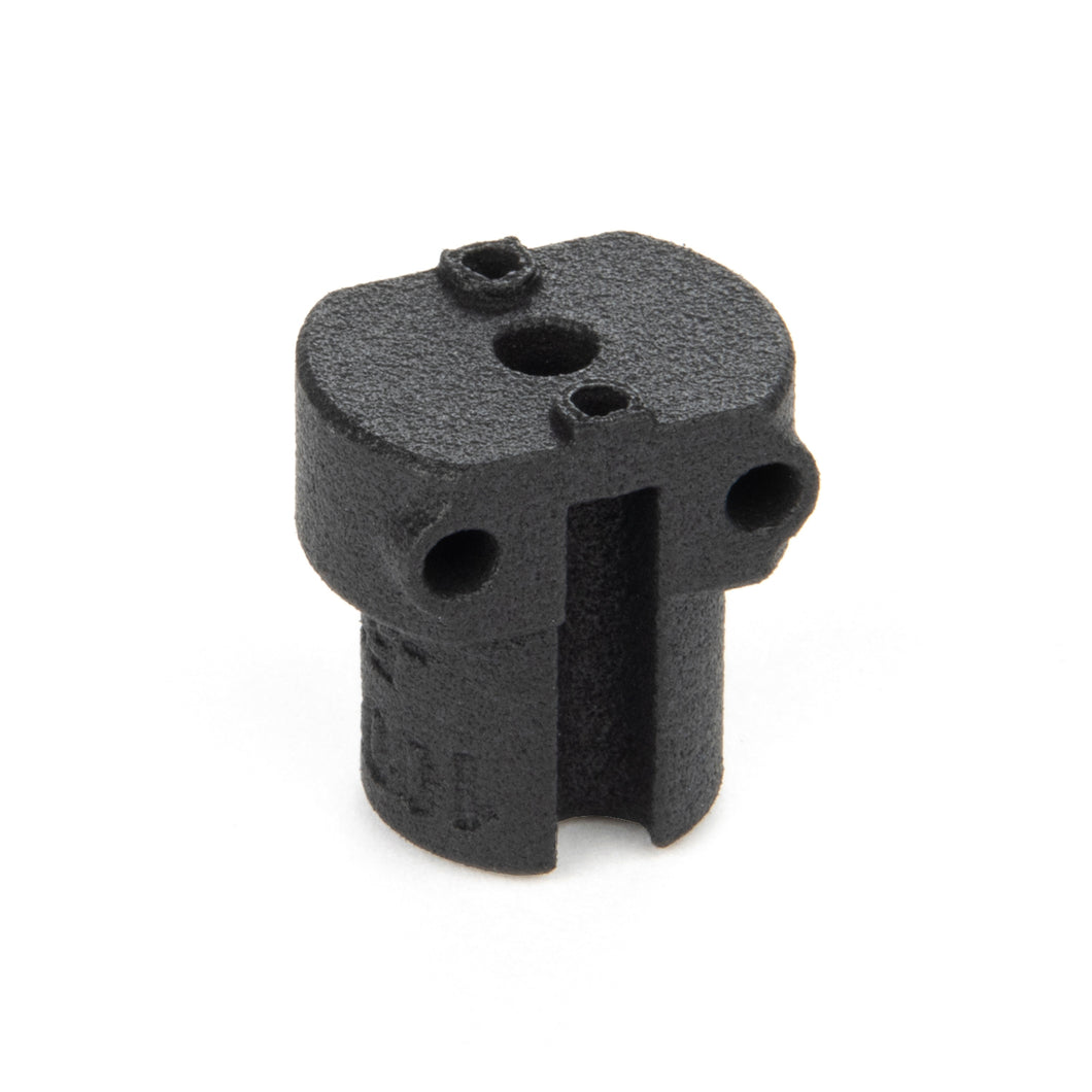 DDX Hotend Adapter For Copperhead™ Screw Mount (Vertical)