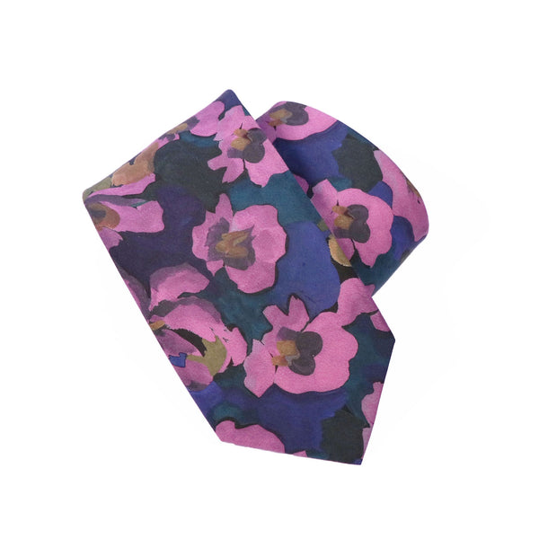 Tie Liberty Cotton Jemma Rose