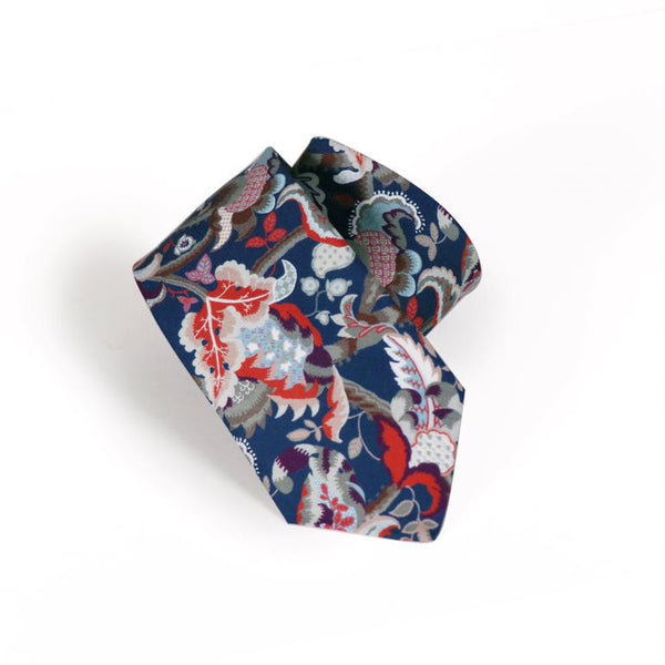 Tie Liberty Cotton French Brocade