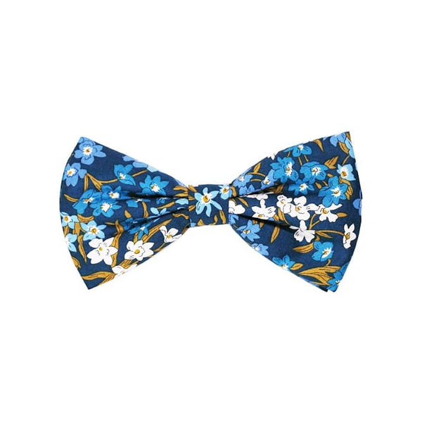 Bow Tie Liberty Cotton Sea Blossom