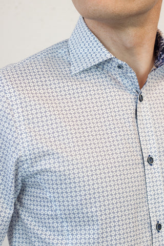 LFD Dress Shirt Radiowaves