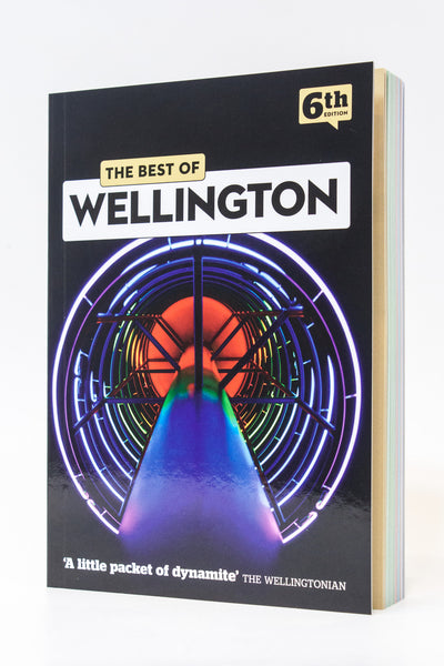 The Best of Wellington Book