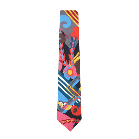 Tie Liberty Cotton Curation
