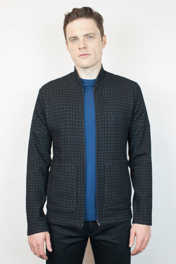 Grill Dodge Jacket Wool