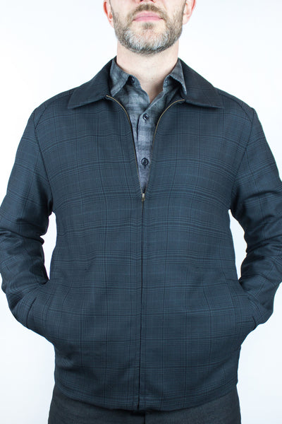 Kingswood Black Jacket