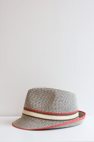 Hat Trilby Koro Red