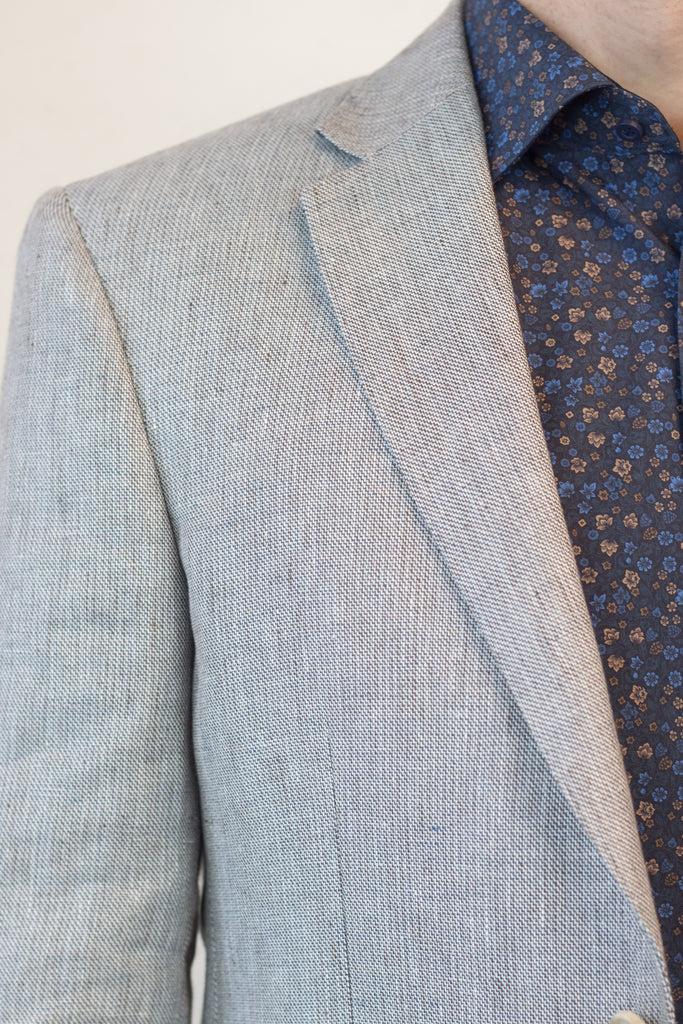 Days Bay Linen Blazer