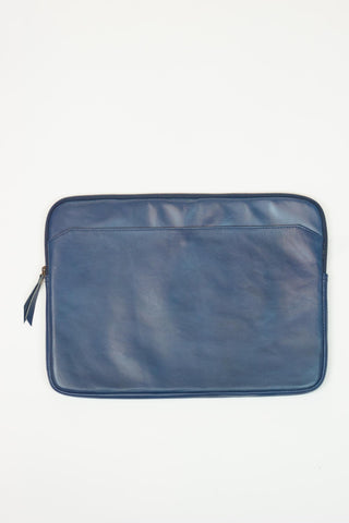 Mandatory Laptop Sleeve Blue
