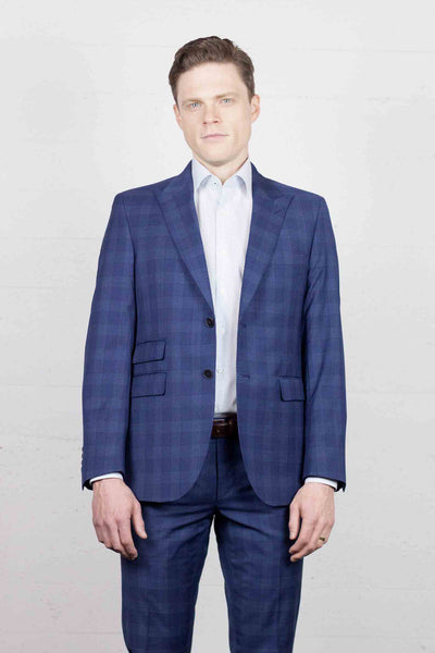 Blue Peak Suit