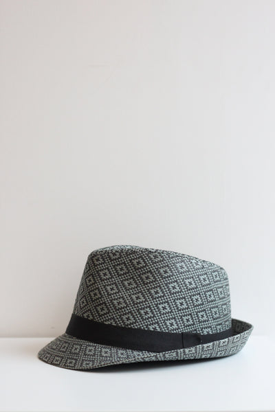 Hat Trilby Ohau Black