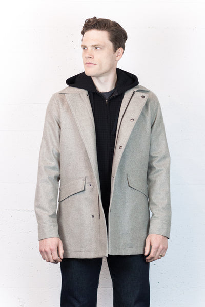 Orion Coat Oat