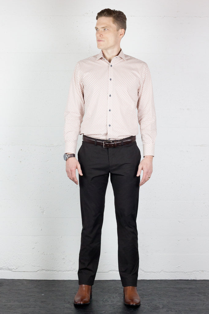 LFD Dress Shirt Ruby Cross