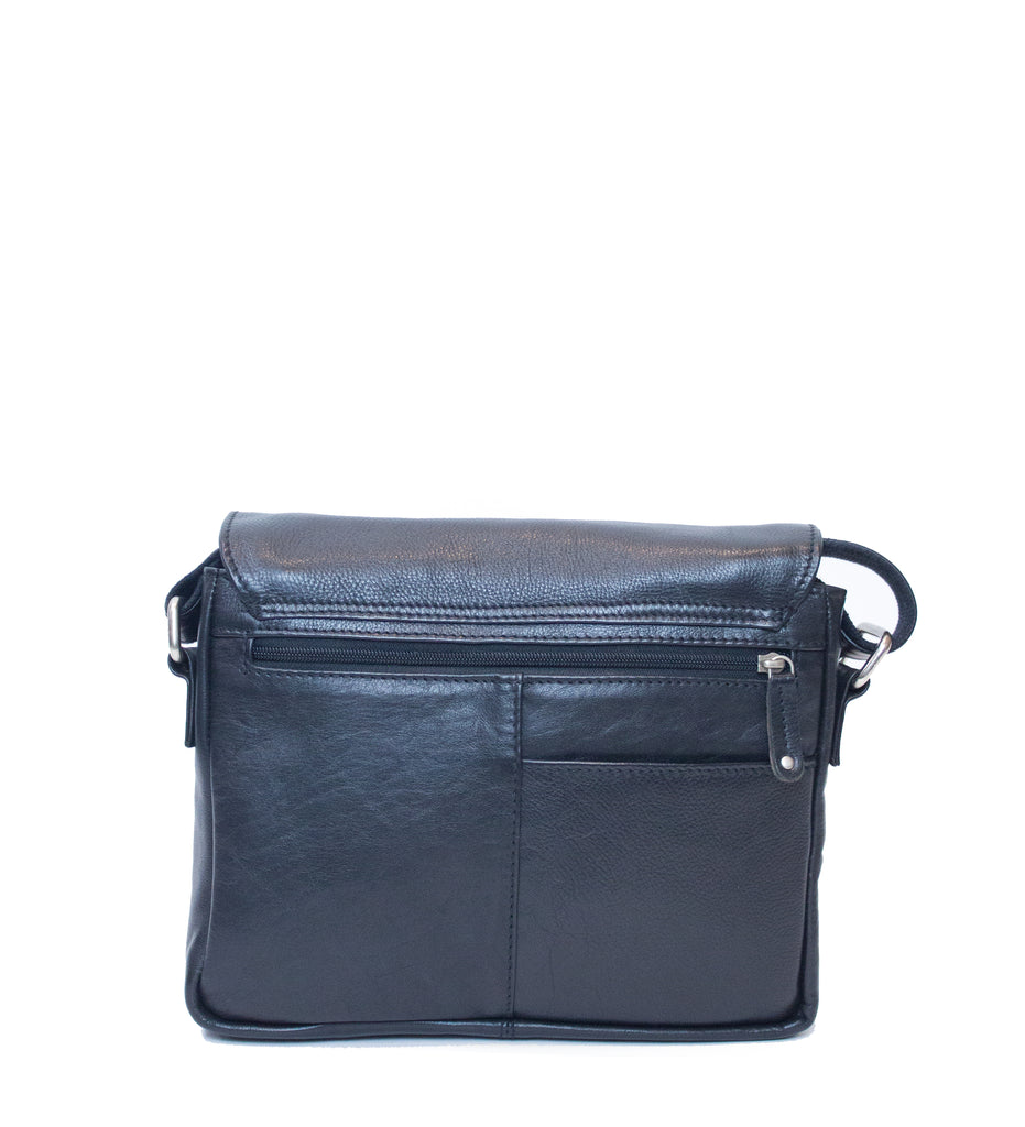 Messenger Bag Small Black
