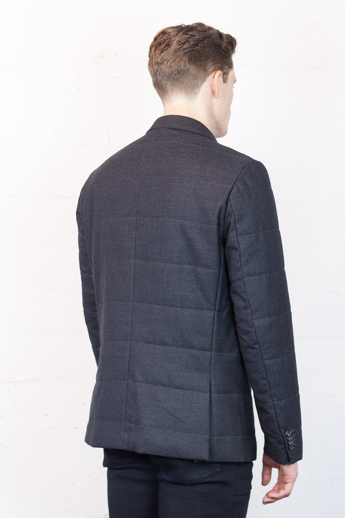 Quilted Wool Jacket