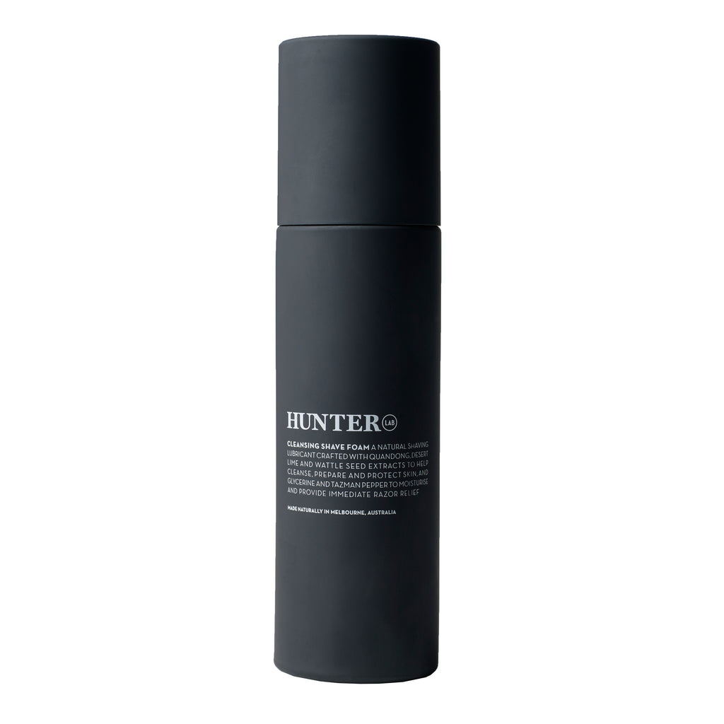 Hunter Lab Cleansing Shave Foam