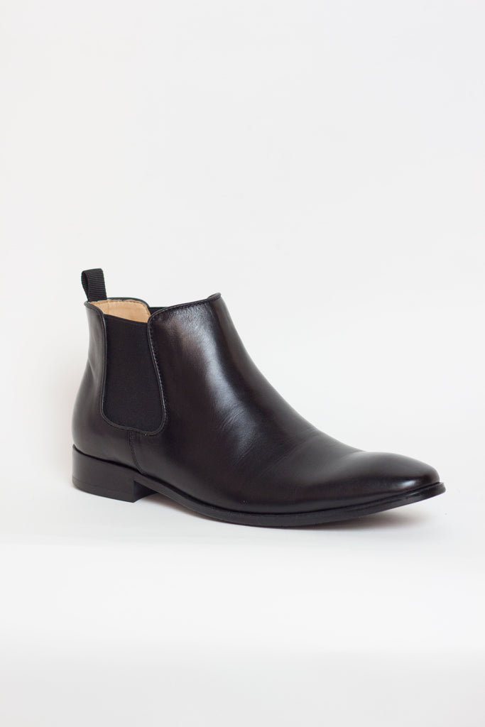 Scandicci Boot Black