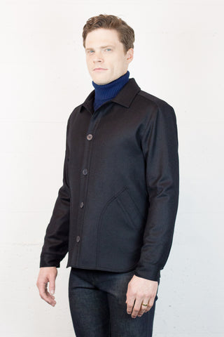 Site Jacket Black