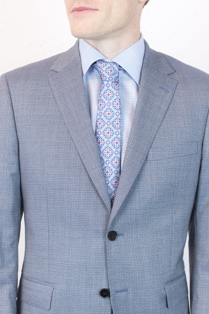 Lakeside Wool Suit