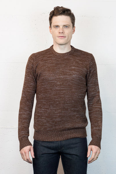 Rust Knit Jumper