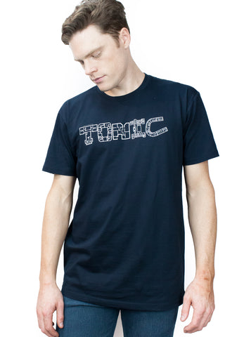 Summer Tee Tonic Navy