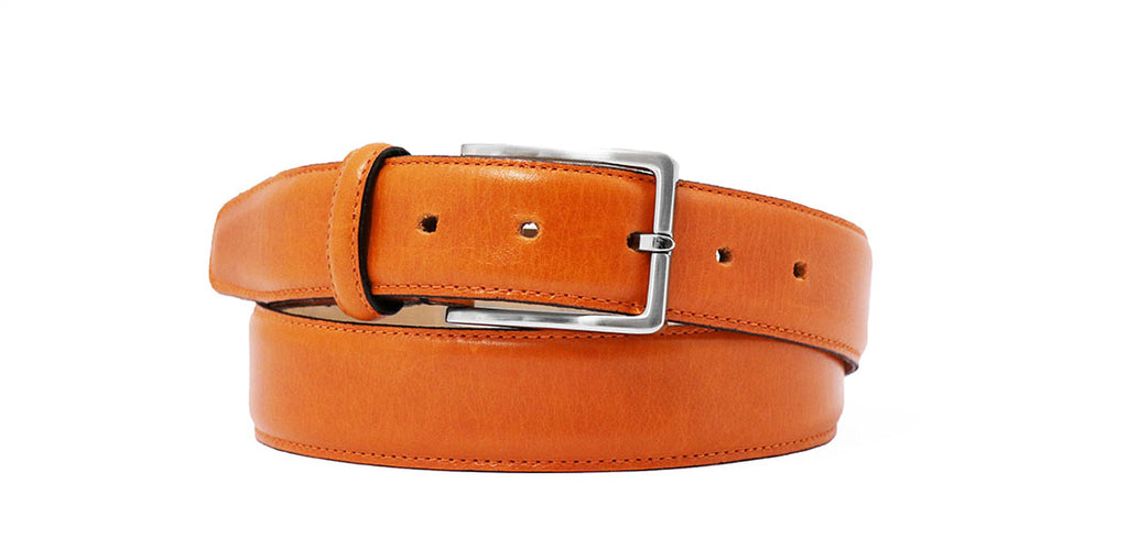 Parisian 1919 Belt Orange