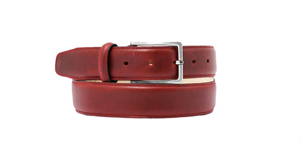 Parisian 1919 Belt Ox Blood