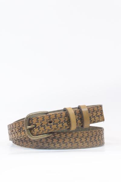 Jean Belt Arrow Gold