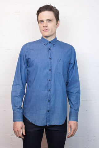 Boston Chambray Shirt