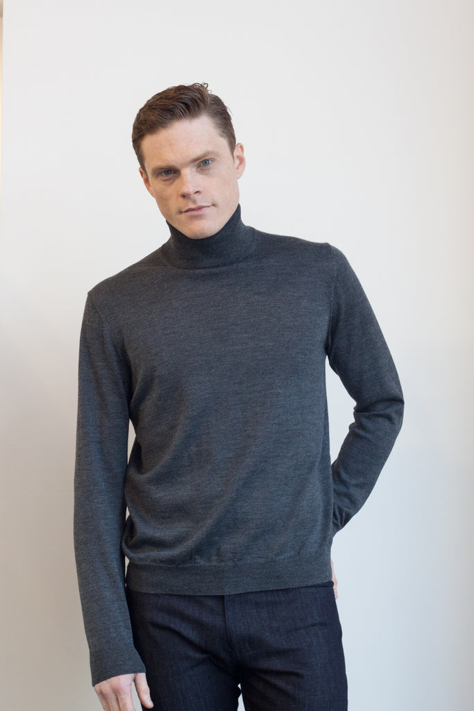 Visconti Roll Neck Marle