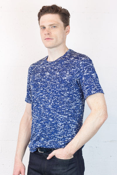 Whitecaps Navy Tee