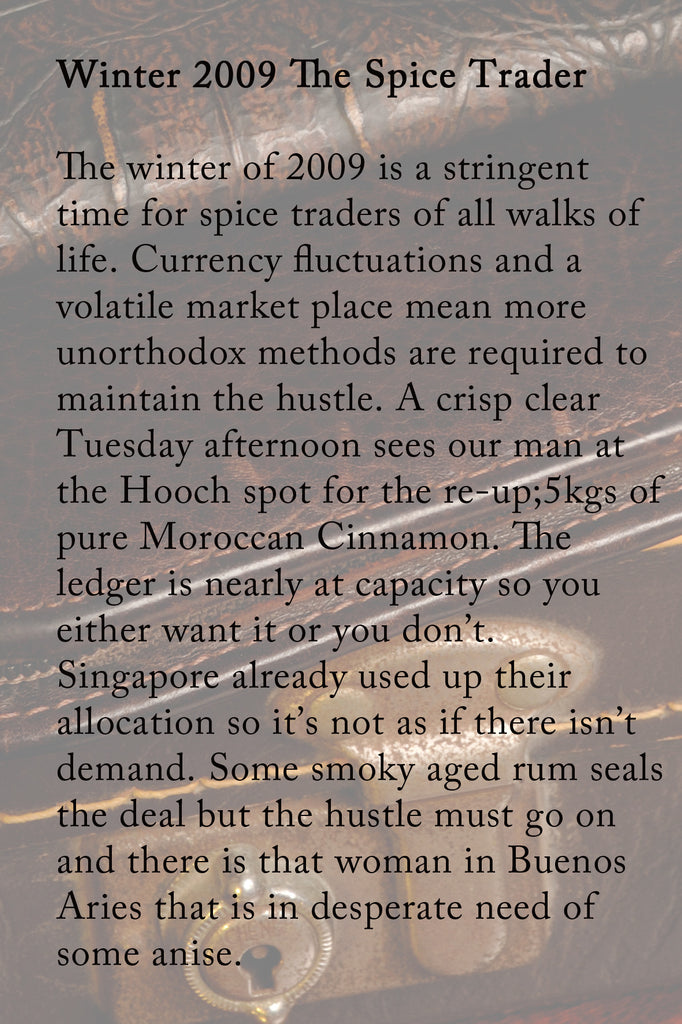 The Spice Trader - Winter 09