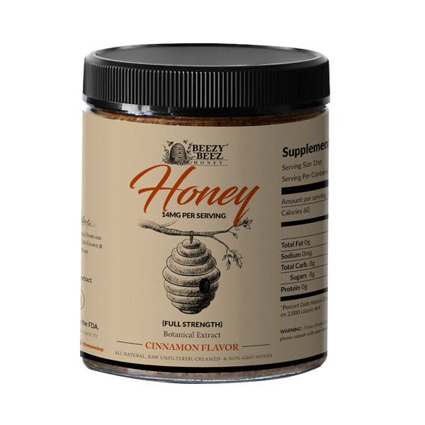 Cinnamon Honey - Monthly Subscription