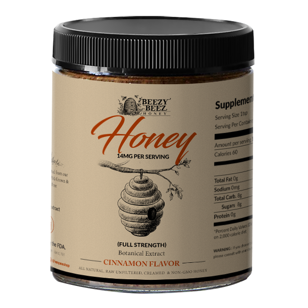 Plant Extract Infused Honey