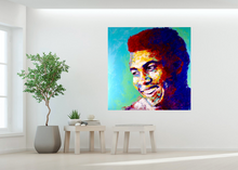 "Load image into Gallery viewer, ""Muhammad Ali"" - Limited Edition Print"
