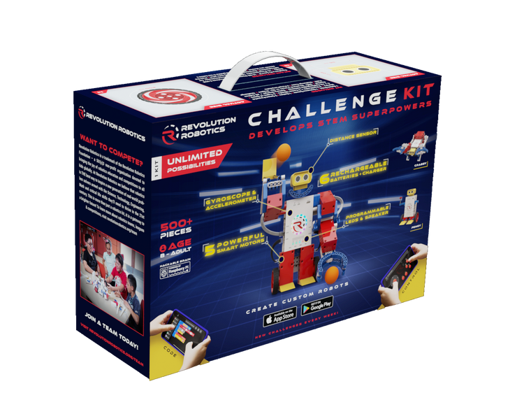 Revolution Robotics Challenge Kit
