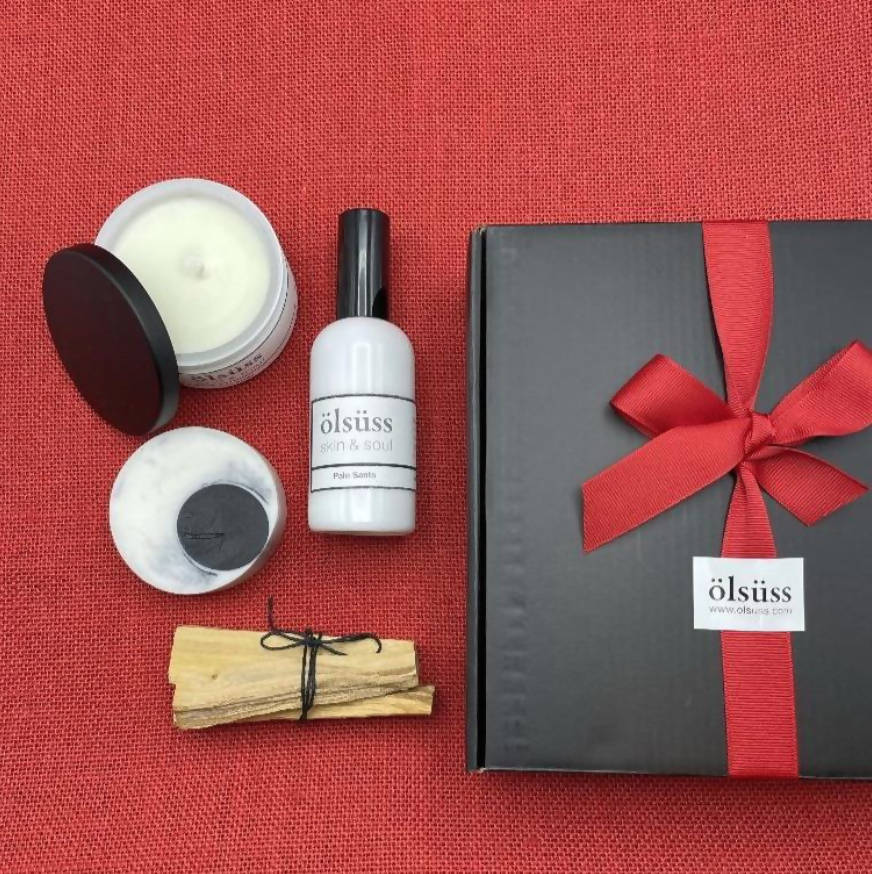 Palo Santo Holiday Box