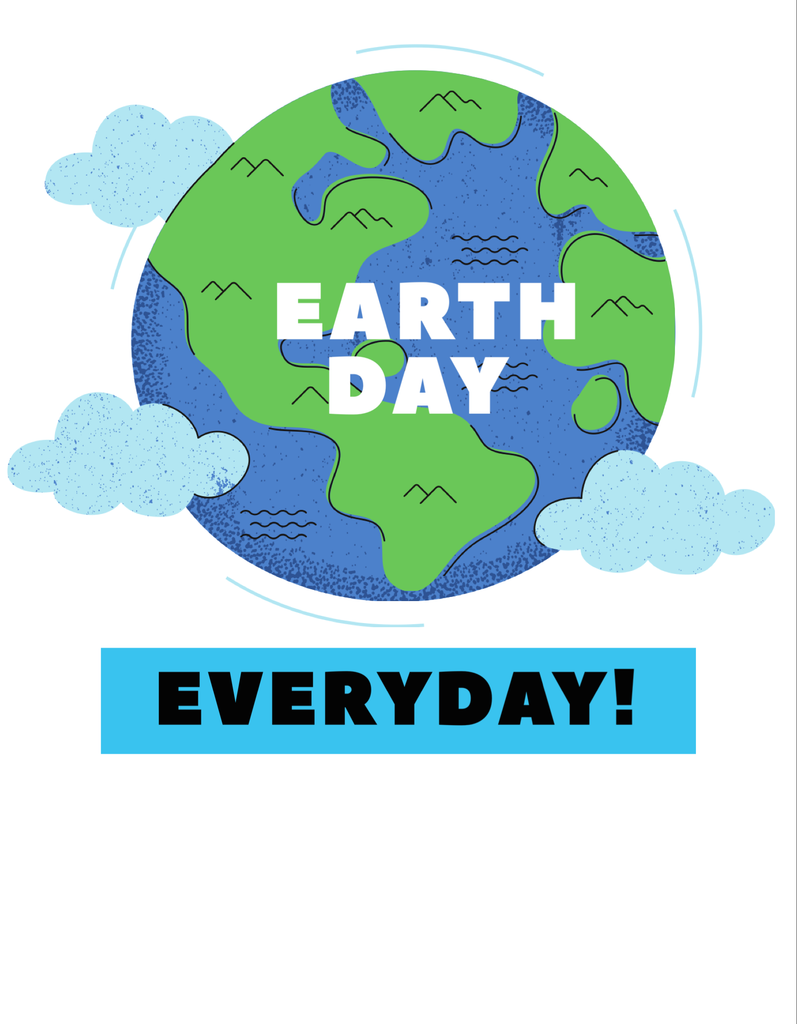 What you can do on Earth Day and Everyday!