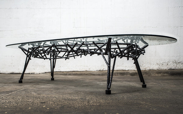 Birdsnest Coffee Table