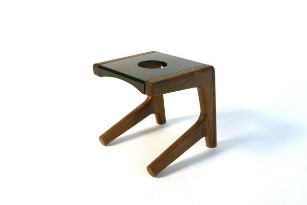 Walnut Rian Pour Over Stand