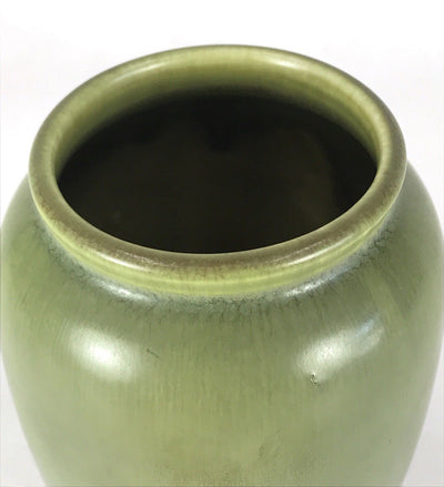 Vintage Rookwood Pottery 1924 Matte Green Brown Glaze Vase Arts Crafts