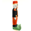 Vintage Japanese Toothbrush Holder Ceramic Soldier