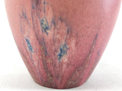 1929 Wax Matte Rookwood Art Pottery Vase Attributed to Elizabeth Lincoln