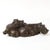 Hand Carved Serpentine Hippos Zimbabwe Signed Chomusora