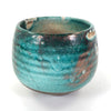 Teal Pottery Bowl