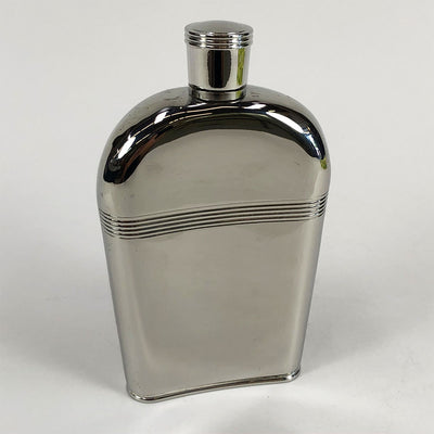 Williamsburg Reed & Barton Silverplate Hip Flask