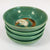 1940's San Jose Mission Pottery Calla Lily Bowls - Set 4