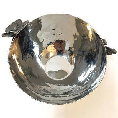 Michael Aram Small Black Orchid Bowl