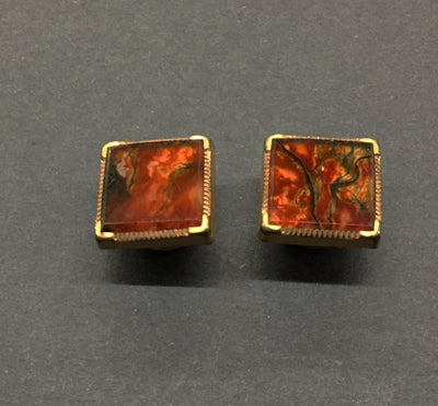 Pair Antique Cuff Links.  The Mart Collective Venice Los Angeles, CA.